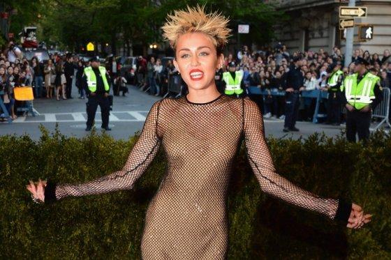 Conoce los miedos de Miley Cyrus