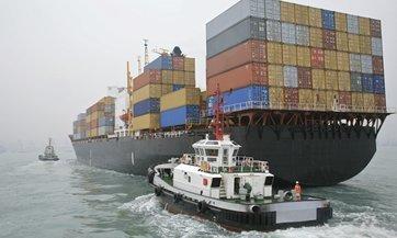 Éstas son las compañías navieras líderes del mundo