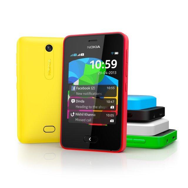 Conoce el nuevo Asha 501, la línea económica de Nokia