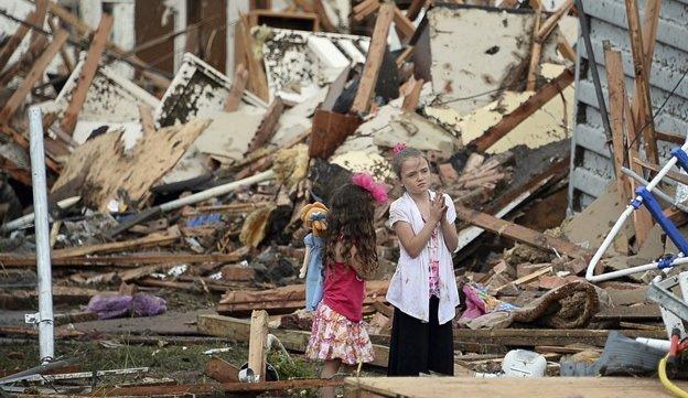 Tornado en Oklahoma dejó 91 muertos - Fotos