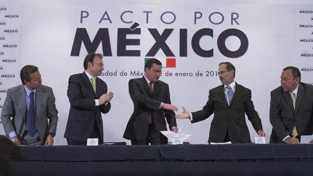 Las promesas cumplidas de Enrique Peña Nieto