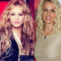 Paulina Rubio ataca a Britney Spears