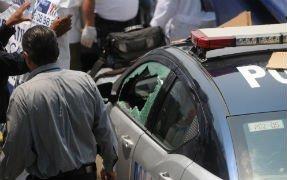 Policía se quita la vida en su patrulla