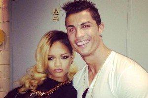 Foto: Cristiano Ronaldo y Rihanna juntos en Lisboa