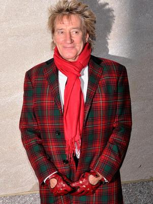 Rod Stewart durmió con un travesti