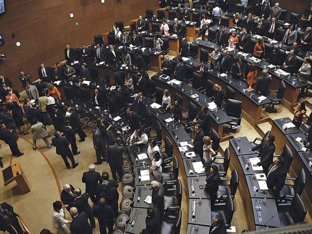 ¿Quiénes gastan más los senadores o los diputados?