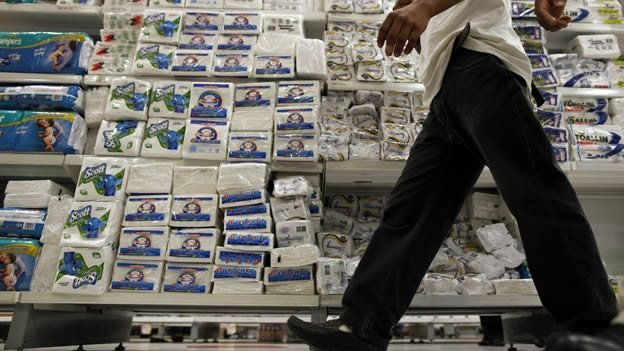 Venezuela se quedó sin papel higiénico