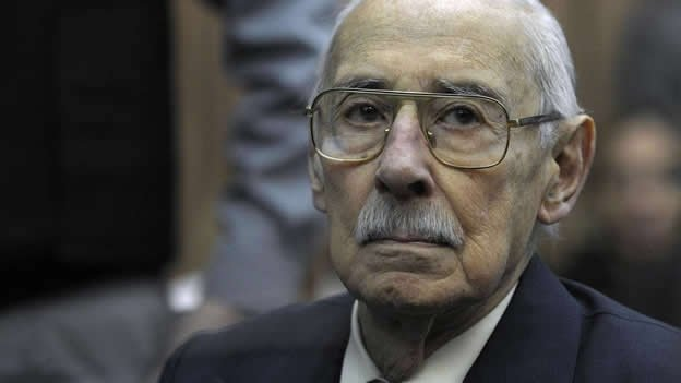 Murió el exdictador argentino Jorge Rafael Videla