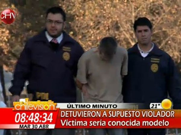 Famosa modelo secuestrada y violada por 3 días