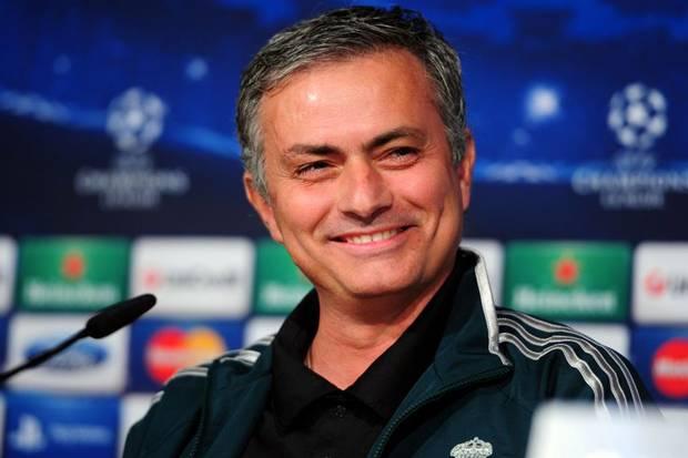 José Mourinho nuevo entrenador del Chelsea