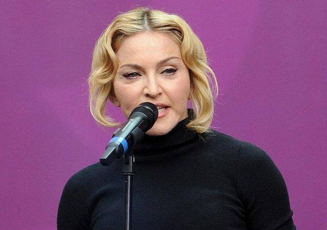 ¿Qué le pasó a Madonna?