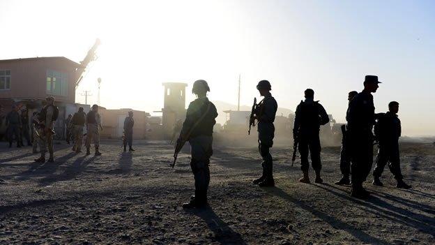 Decapitan a dos niños en Afganistán