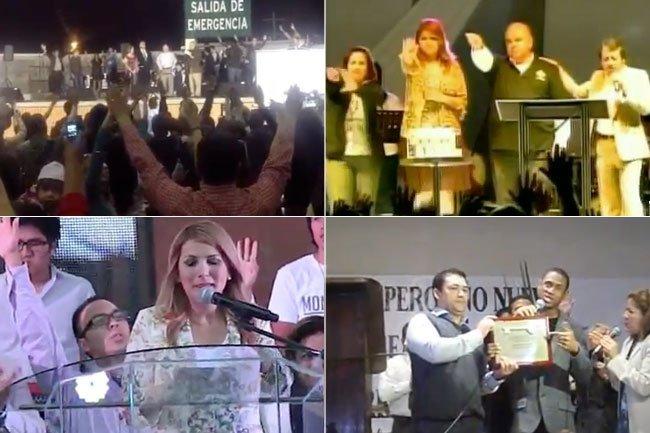 Los alcaldes que entregaron sus ciudades a Jesús - Videos