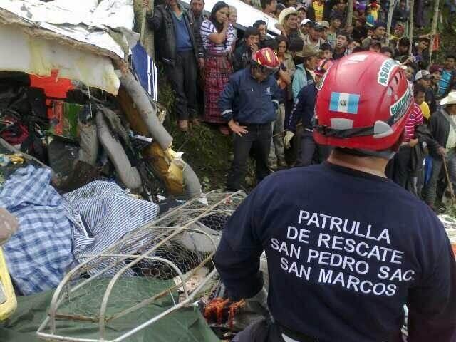 Avioneta se desploma en Guatemala; hay seis muertos y serían mexicanos - Fotos