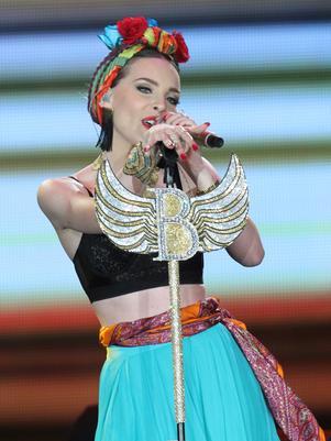 Belinda jurado en 'El Factor X'