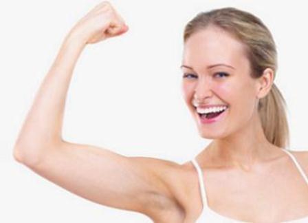 Rutina de ejercicios para tener brazos firmes