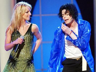 Homenaje de Britney Spears a Michael Jackson