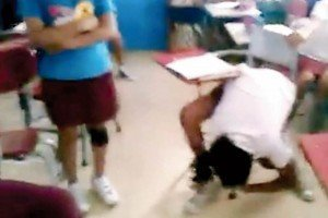 Video bullying: Asfixian a una niña por ser de Jalisco