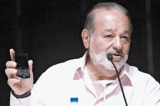 Multa histórica a Carlos Slim: dónde y por qué