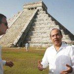 Líderes mundiales que visitaron Chichen Itzá - Fotos
