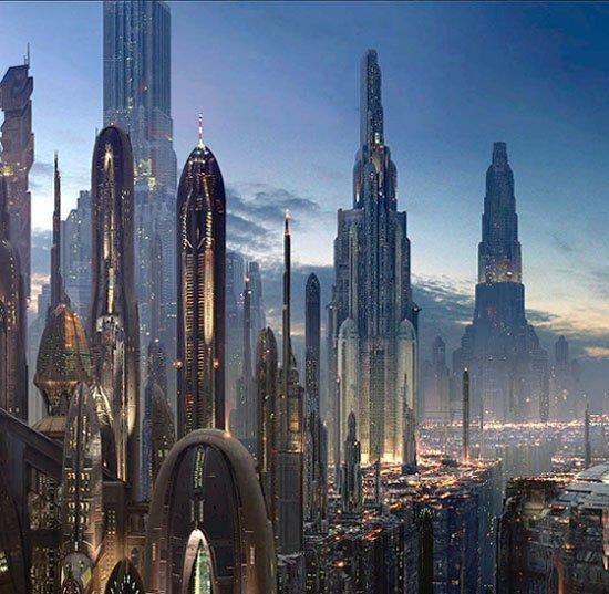 Así serán las ciudades del futuro