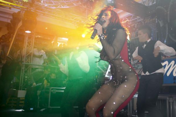Fotos: Show prohibido de Diosa Canales