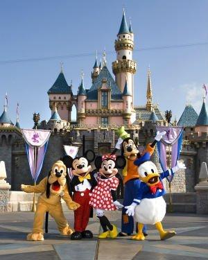 Conocer Disneylandia - Cotización del viaje