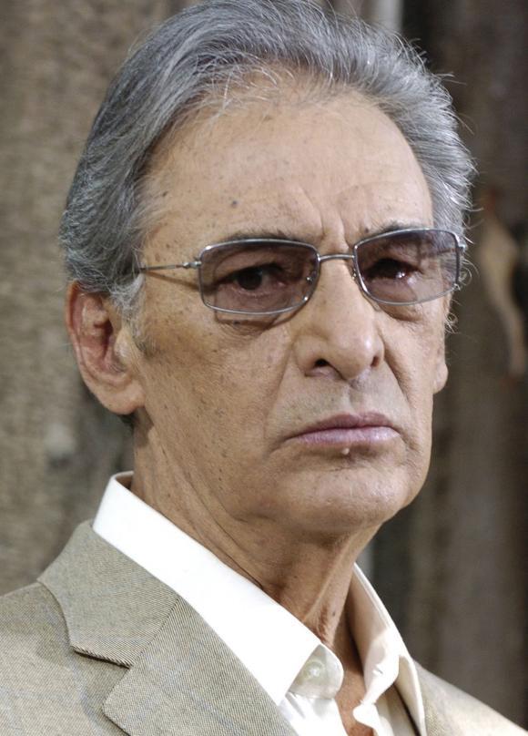 Murió el actor Enrique Lizalde a los 76 años