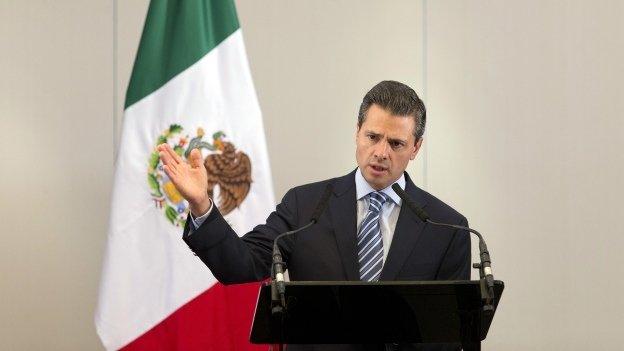 Enrique Peña Nieto rechaza la visita de Henrique Capriles