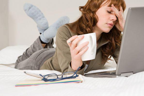 Cómo darte cuenta que sufres estrés crónico