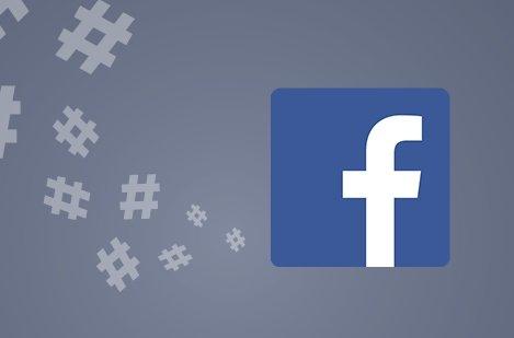 Facebook ya tiene 'hashtags'