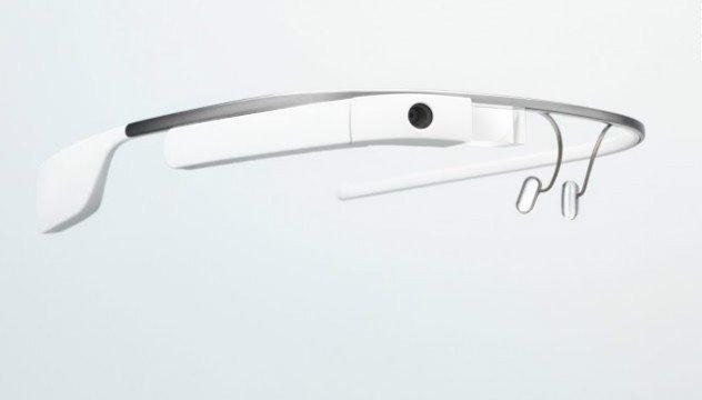 El material prohibido en los Google Glass