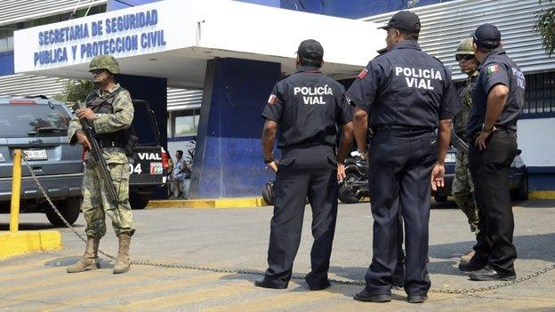 Una familia muerta en un tiroteo en un mercado de Acapulco