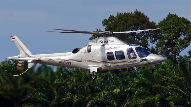 Fotos: Los nuevos helicópteros de Enrique Peña Nieto