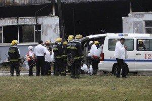 Incendio en granja de China deja 119 muertos