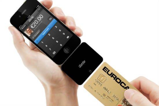Así es el dispositivo para pagar con tarjeta de crédito en Smartphones