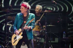 Disco solista de Keith Richards