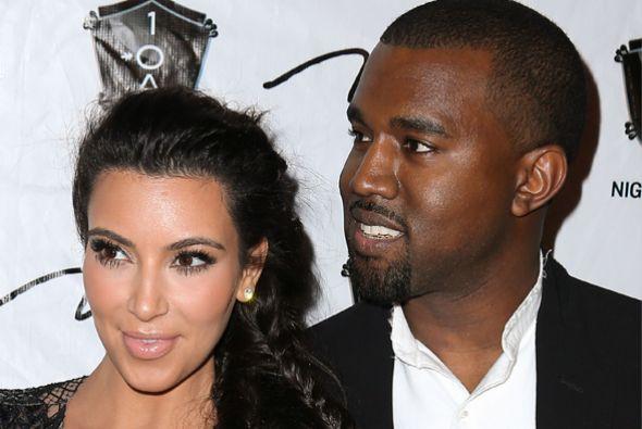 Kim Kardashian y Kanye West ya son padres