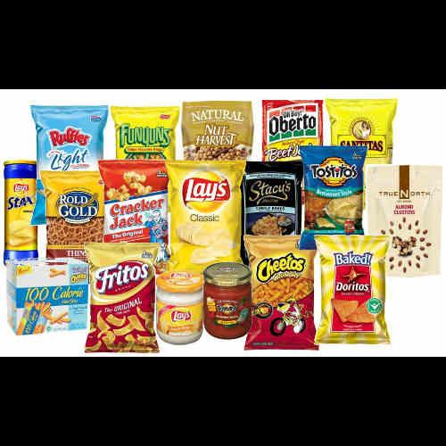 La empresa de snacks más grande del mundo