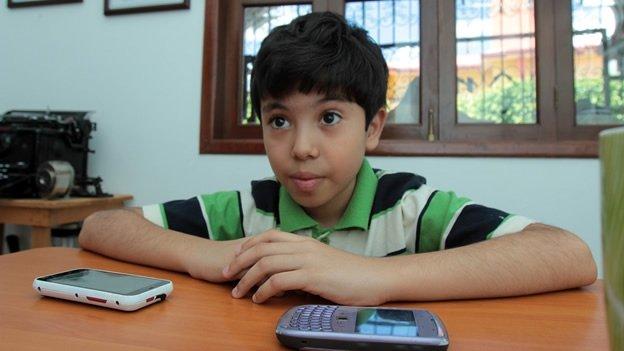 Así es la vida del niño prodigio mexicano
