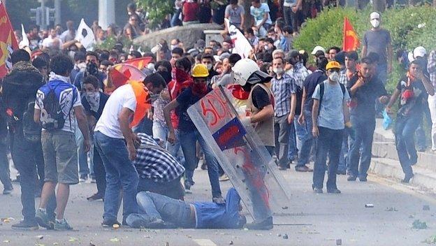 ¿Cuáles son las causas de las protestas en Turquía?