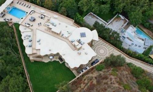 Casa de famosos: la mansión de Rihanna - Fotos