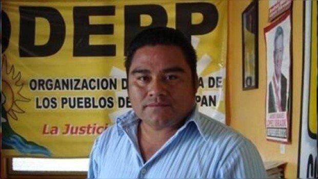 Matan a tiros a líder regional del PRD en Oaxaca