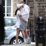 Pippa Middleton y su novio se tocan en público - Fotos