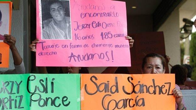 El misterio de los 11 desaparecidos en el DF