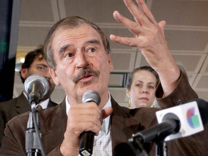 Vicente Fox quiere ser productor de marihuana