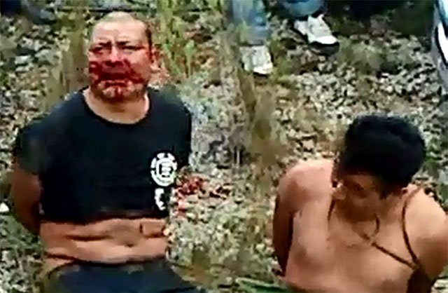 Video y fotos: matan a violador en Chiapas