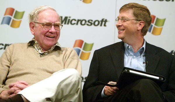 Lecciones de Warren Buffett a Bill Gates
