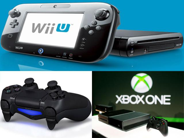 PS4 vs. Xbox One vs. Wii U ¿Cuál comprar?