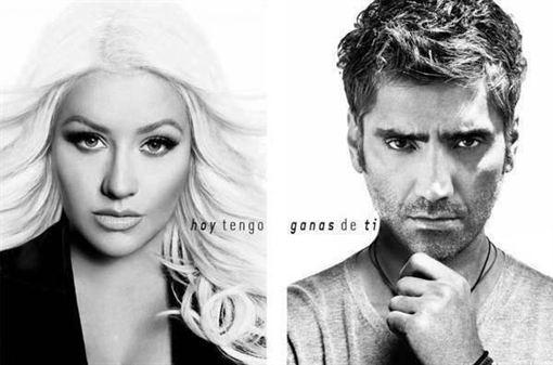 Mira el video de Alejandro Fernández y Christina Aguilera juntos